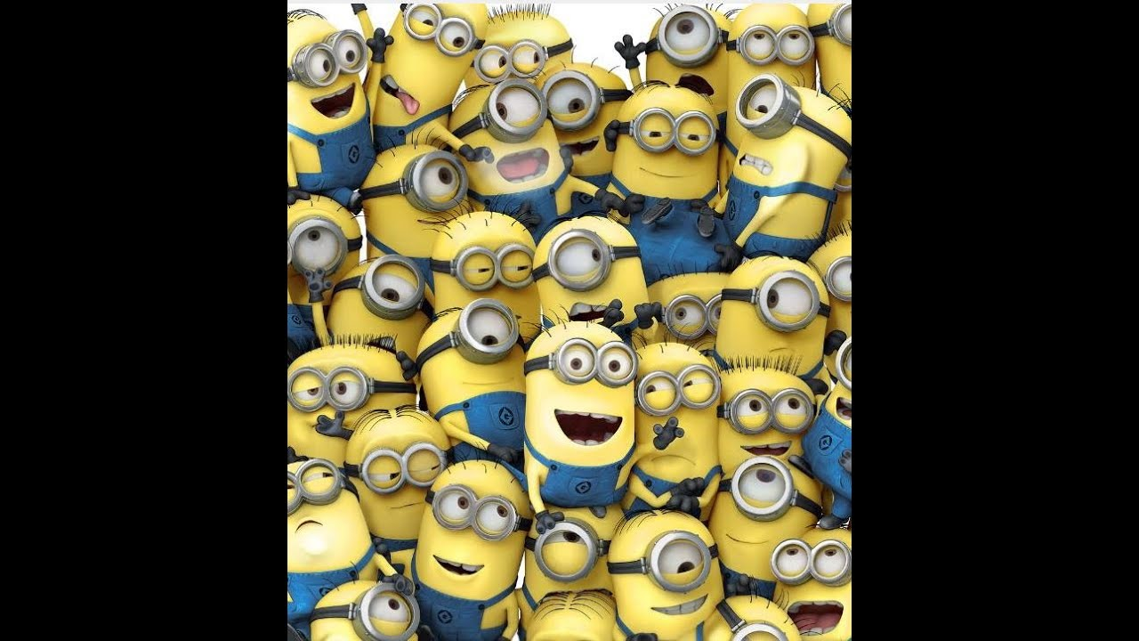 Minions: What Does It REALLY Mean?!   YouTube