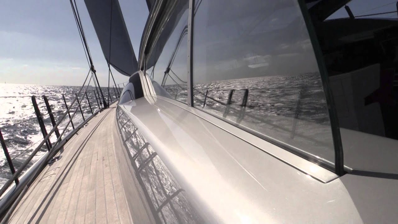 Why yacht designers see a role for toughened glass in new structures