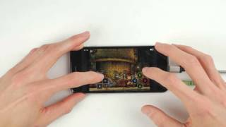 Final Fantasy IX iOS Gameplay 60fps
