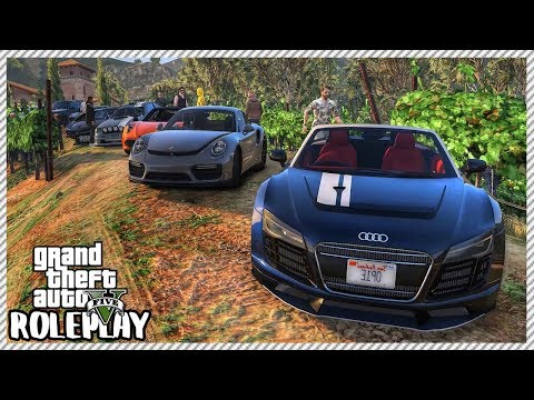 GTA 5 Roleplay - Huge Car Meet 'RARE NEW' Cars & Big Ride Out | RedlineRP #330 thumbnail