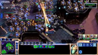 Starcraft 2 In Utter Darkness Brutal, 12219 Kills