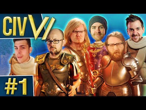 Civ VI: Forever Wars #1 - Border Agreements