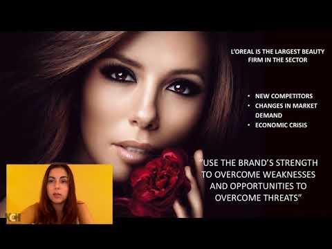 video presentacion loreal