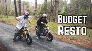 Dueling CT70s: Resto & Ride!