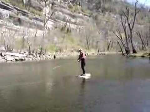 Kentucky Fly Fishing Dix River 2006 Youtube