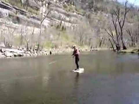 Kentucky fly fishing dix river 2006 youtube for Fly fishing kentucky
