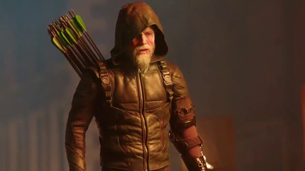 Download The Arrow's coolest comeback