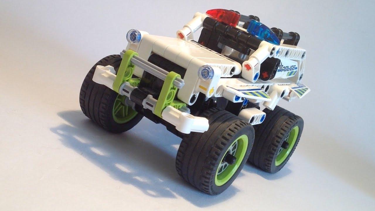 lego technic 42047 police interceptor ultimate detailed. Black Bedroom Furniture Sets. Home Design Ideas