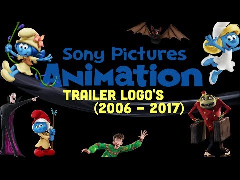 Sony Pictures Animation Trailer Logo's (2006 - 2017)
