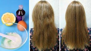 СУПЕР ШЕЛКОВИСТЫЕ ВОЛОСЫ Маска для непослушных и склонных к жирности волос