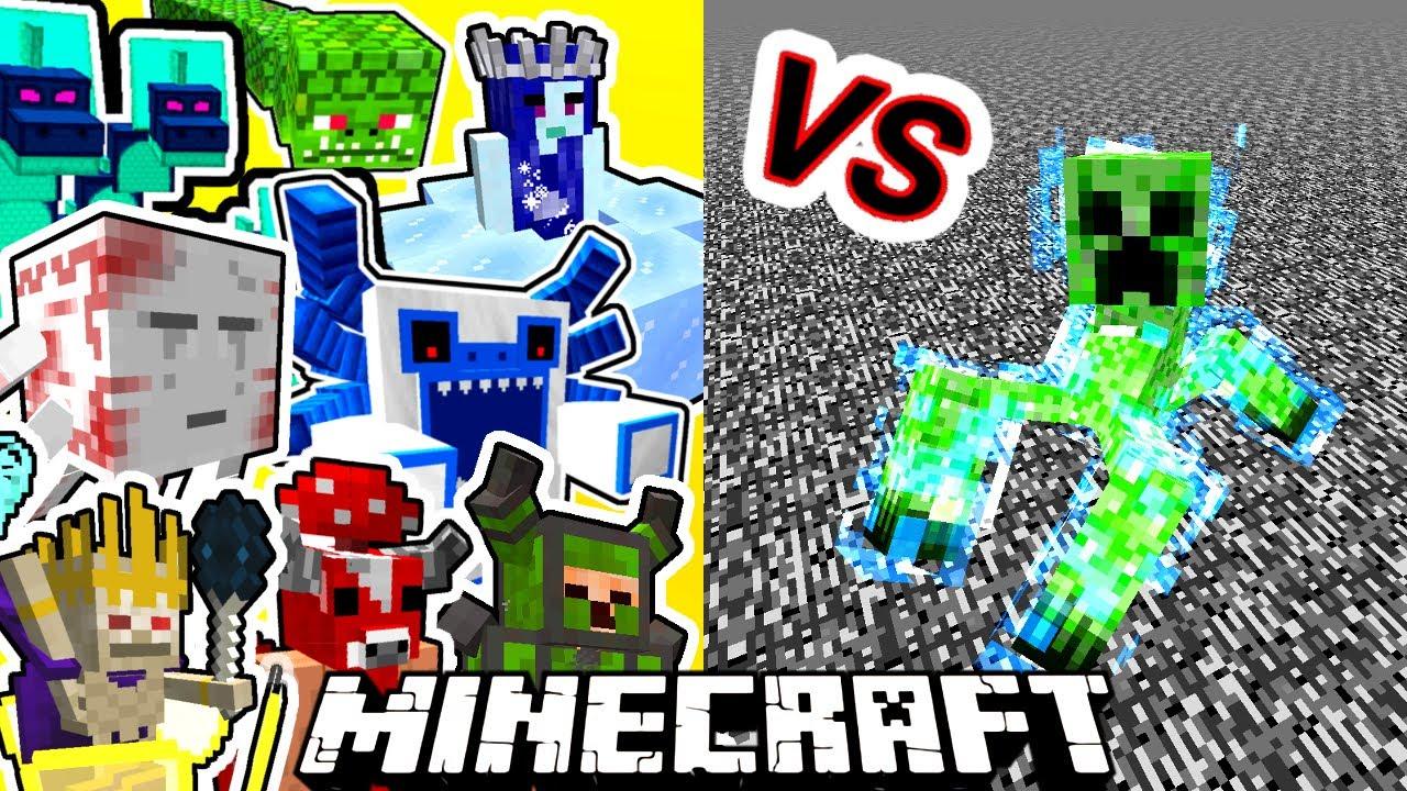 Mutant Creatures (Minecraft Mod Showcase)