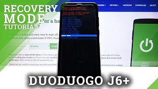 How to Exit Recovery Mode on DUODUOGO J6+ - Close Recovery Mode