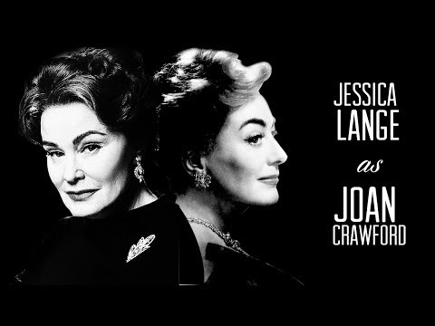 Jessica Lange as Joan Crawford in Feud: Bette & Joan