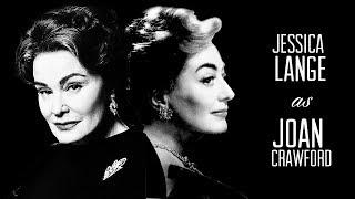 Jessica Lange as Joan Crawford in Feud: Bette & Joan