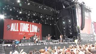 All Time Low - Somewhere in Neverland - Rock im Park 2013