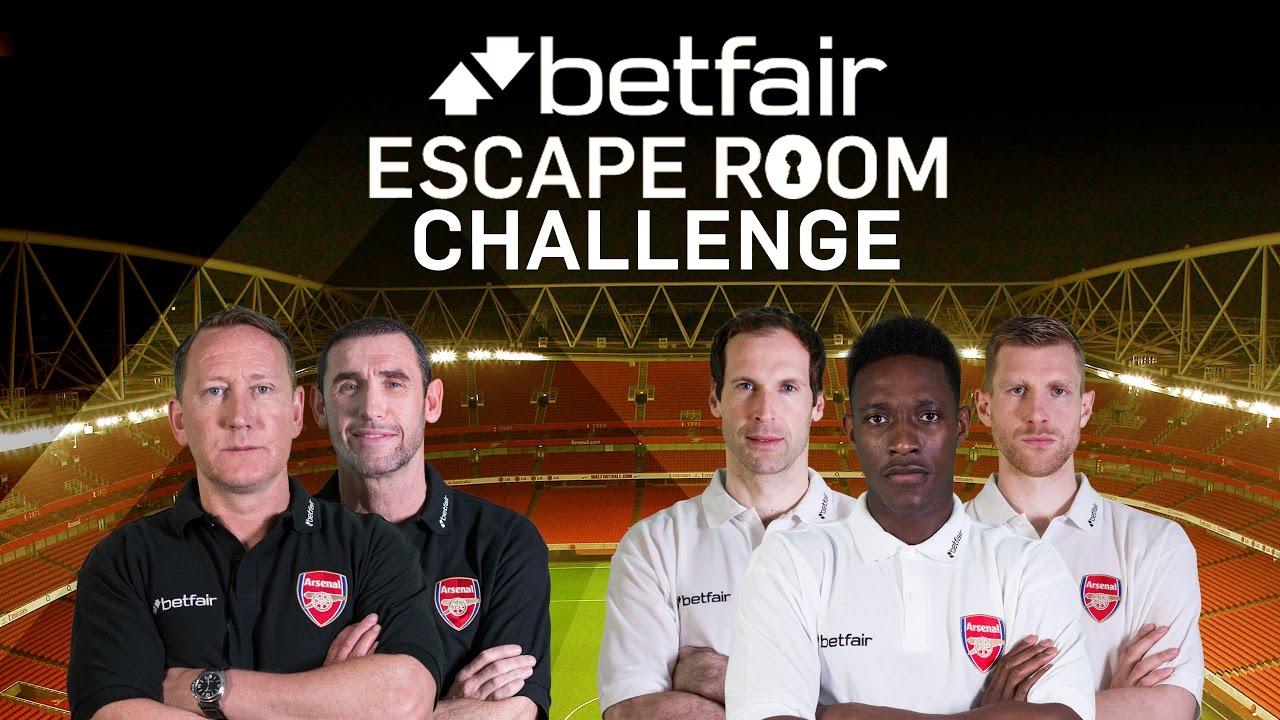 Bintang Arsenal Terkunci Dalam Ruangan Bisakah Mereka