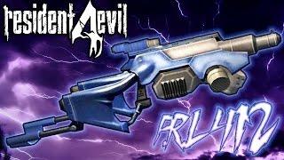 Armas Especiais: Plaga Removal Laser 412 (P.R.L 412) Resident Evil 4