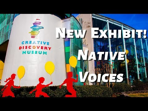 Creative Discovery Museum | Family Fun In Chattanooga!