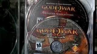 GOD OF WAR OMEGA - Unboxing