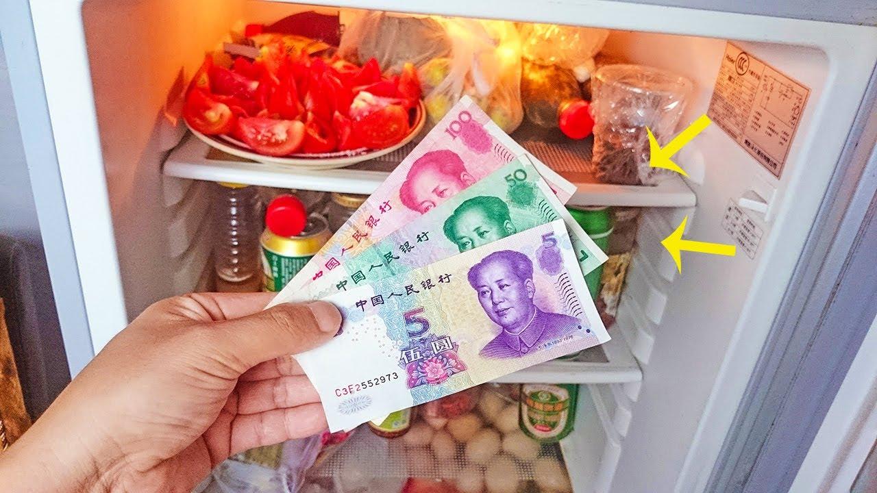把钱放到冰箱冻一冻,原来这么神奇,很多人还不知道,学会一辈子受用
