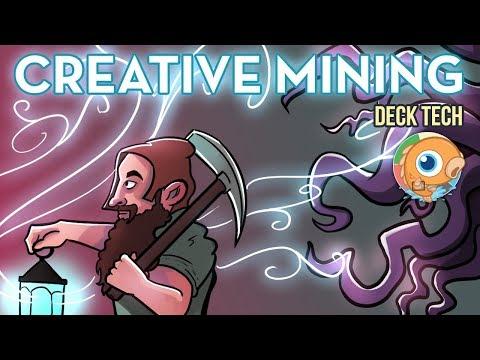 Instant Deck Tech: Creative Mining (Modern)