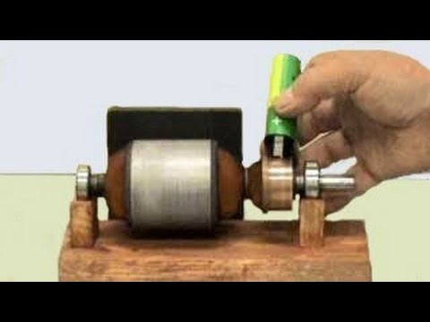 Electric Rotor easy to implement