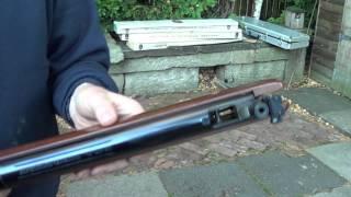 bsa mercury mk2 air rifle