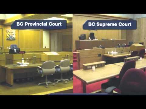 Family Justice In British Columbia