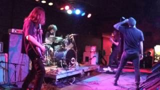 Full of Hell - ONE FEST - Live at The Haunt - Ithaca Underground - 7.25.15