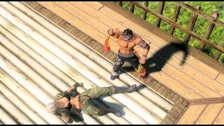 Virtua Fighter 5 Final Showdown - Announcement Trailer (PS3, Xbox 360)