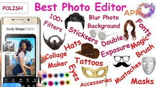 Best Photo Editing App for Android | Body Shape Editor | How To Use? | Photo Editing Hindi | Urdu