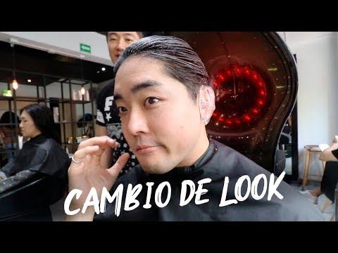 ME CORTO EL CABELLO COMO COREANO   kenroVlogs ft. Somos Unnies