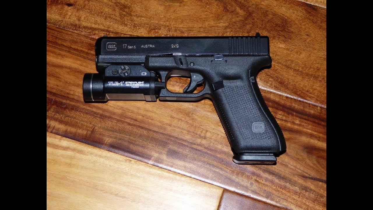 Glock 17 Gen 5 Review - YouTube