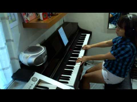 J-min - Stand Up (To The Beautiful You OST) Piano sheets