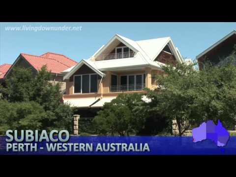 Subiaco, Perth, Western Australia - Why immigrate to Perth?