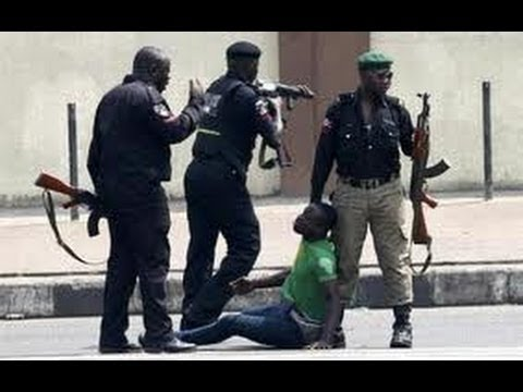 Image result for nigeria police beating
