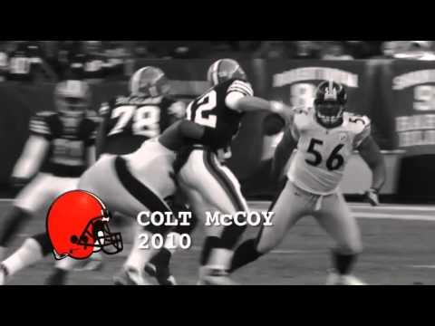Cleveland Browns Quarterback Memoriam | NFL
