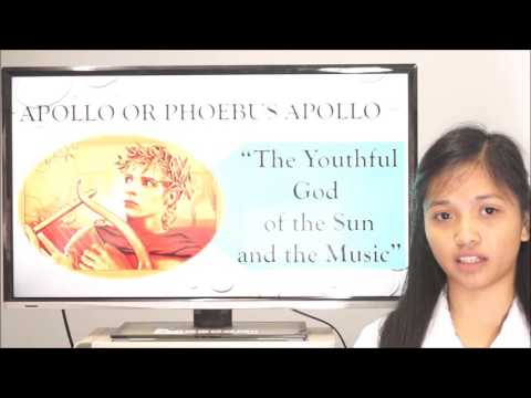 Greek & Roman Gods and Goddesses - Online Tutorial using WebQuest Animation