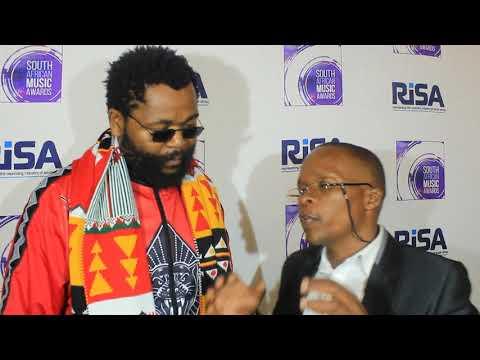SAMA24 Main Event 02 June 2018 South African Music Awards - Sjava Official Cleo Bonny Video