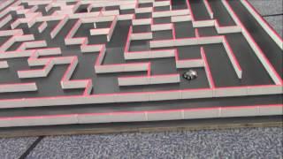 2014 APEC(28th) Micromouse Contest Final, USA