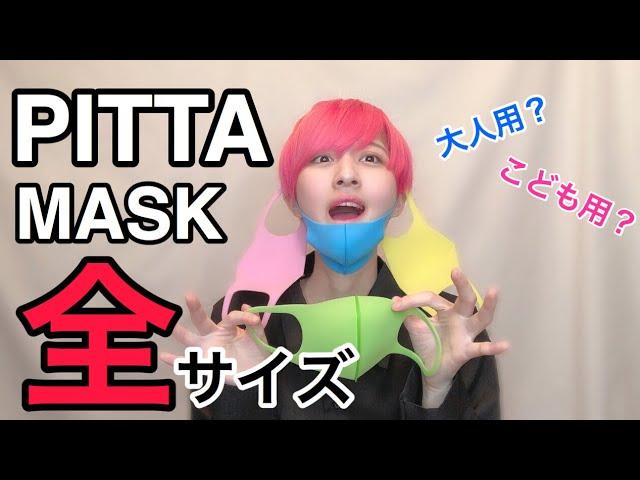 マスク 女性 ピッタ レギュラー サイズ