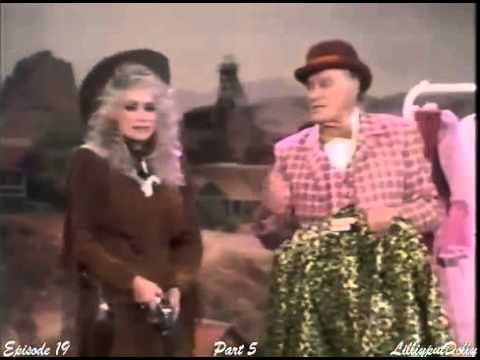 Dolly Parton Bob Hope Buttons Bows on Dolly Show 1987/88 (Ep 19, Pt5)