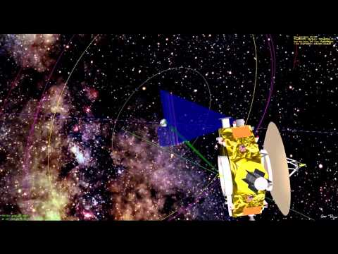 NASA's New Horizons Mission Update from the Johns Hopkins University Applied Physics Lab (APL)