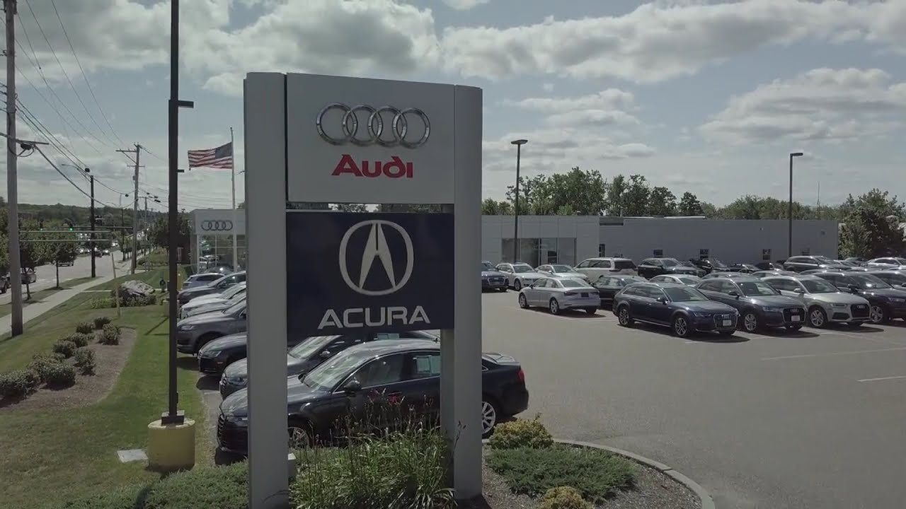 Audi Dealership Near Me >> A Tour Of Audi South Burlington Audi Dealer Near Me Youtube