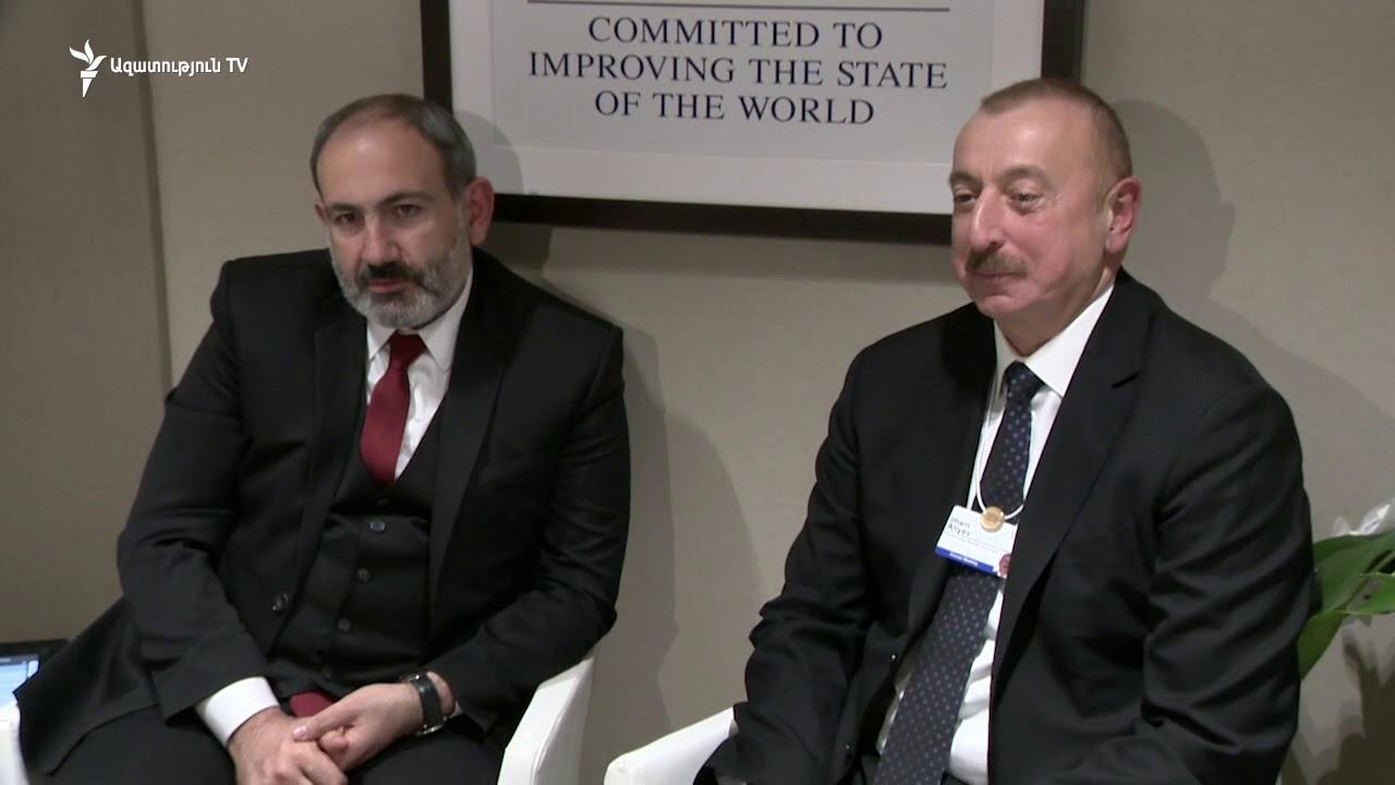 Ալիևի առաջարկը Հայաստանին ՝ «բոլորը բոլորի դիմաց» սկզբունքով փոխանակում կատարել
