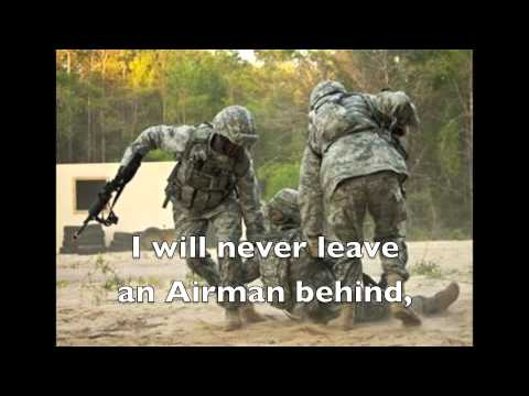 Learn The Airman's Creed version 1