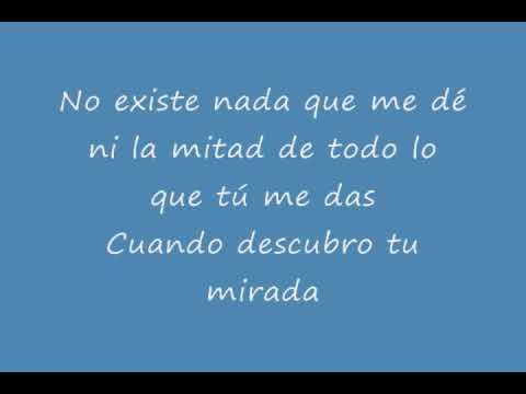 Letra de Nada ni nadie de DNadie - MUSICACOM