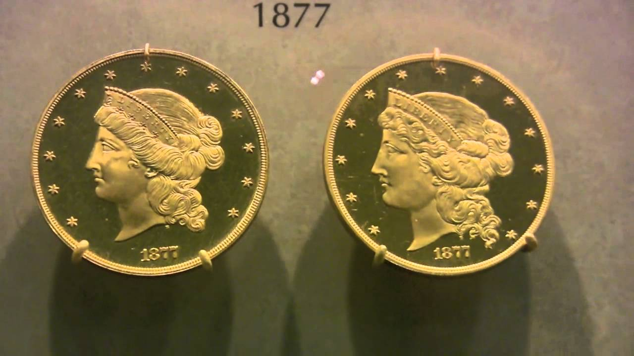 Super Rare Gold Coins - 1877 $50 Half Union Patterns - only 2 trial strikes  in the world