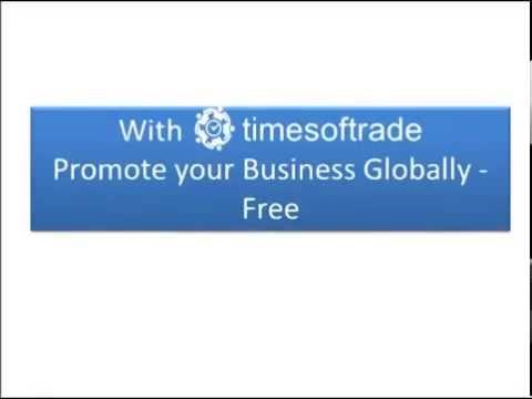 Times of Trade   Largest B2B Portal as Well as Business Listing Directory