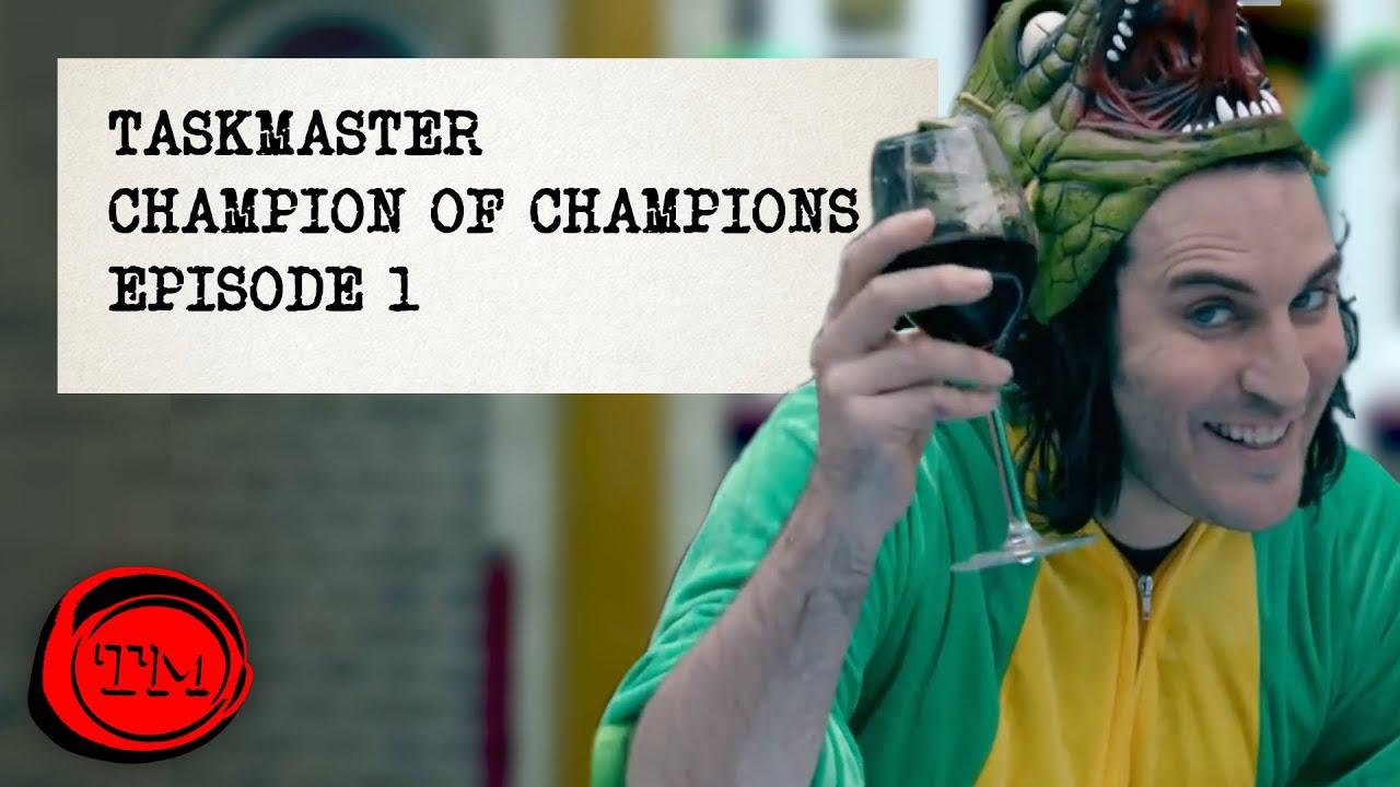 Download Taskmaster Champion of Champions - Episode 1